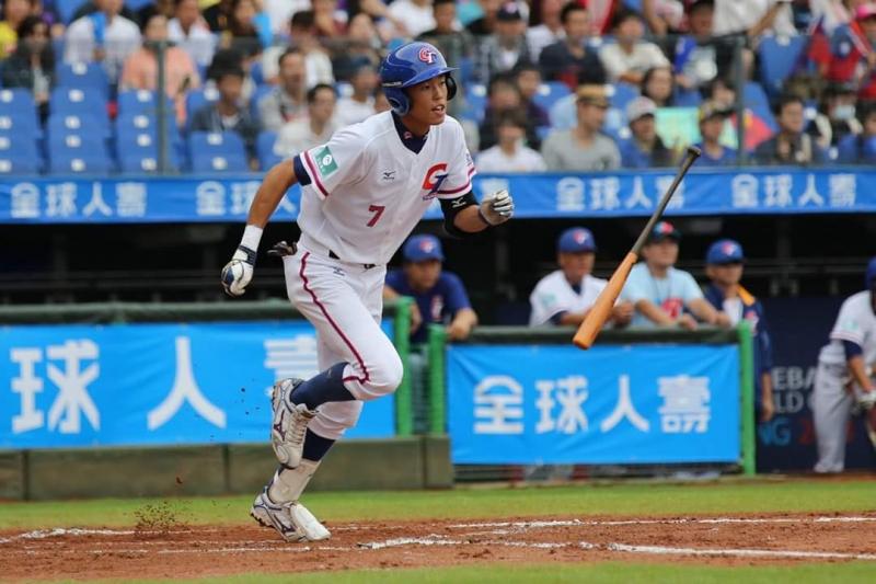 棒球場疾風如電的奔馳者-彭名宇專訪