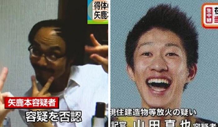 記者你有事嗎XD 7張「完全不符合形象的嫌疑犯照片」,#2一點也不帥好嗎!
