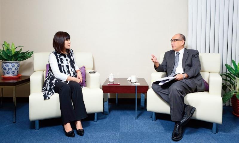 專訪金管會副主委鄭貞茂:想要好命退休 先把3個舊觀念砍掉重練