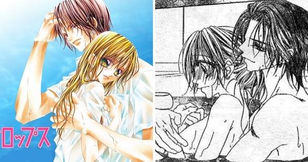 TOP 10 個日本票選「其實內容很色」的少女漫畫,小時候絕對有看過!#9 女扮男裝愛上他 #1 超多床戲成為經典...