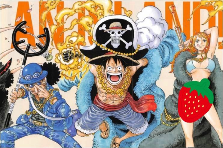 娜美穿到剩胖次?!《航海王》艾薩魯三兄弟終於重聚,大家卻把焦點放在「艾斯的18個船員」身上....