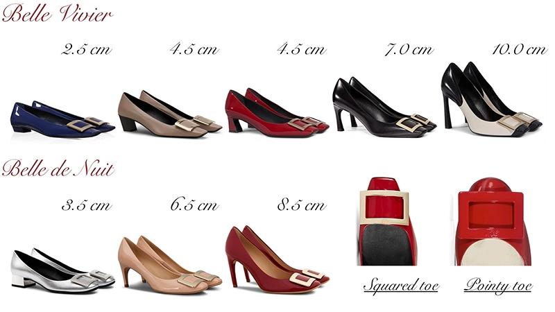 經典不敗!都會女性必備Roger Vivier方釦鞋,你入手了沒,連舒淇也是頭號粉絲!