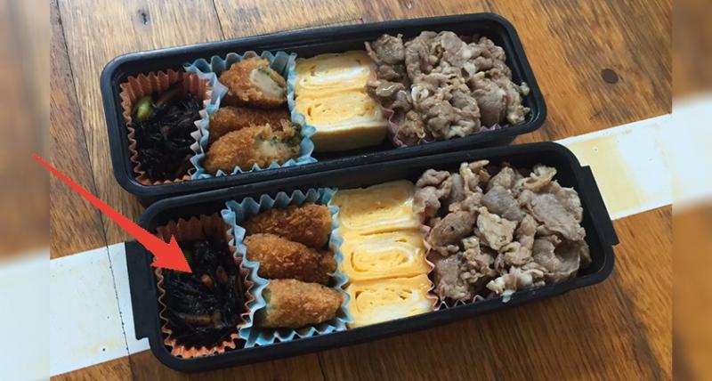 他在學校打開便當盒發現「異常豐盛」 同學們看到卻大叫「不能吃,快放下」