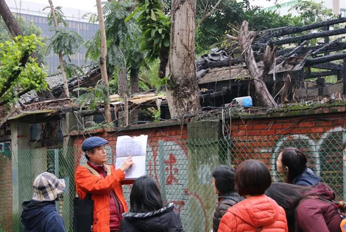 華光社區火災事件:關於青田街老屋「自燃」之死,或者浴火重生?