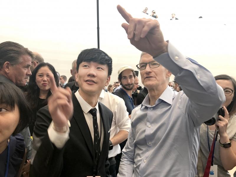 官方唯一邀請的亞洲嘉賓!林俊傑受邀赴美參與 Apple 發佈會,「這兩個功能」印象最深刻