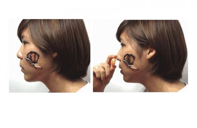 這個90後中國女孩的「詭異」化妝術,能讓日本一半的整容師下崗!