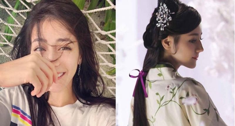 擋不住仙氣溢出!網友熱搜中國女藝人「迪麗熱巴」穿上古裝瞬間擄獲所有人的心:「沒有楊冪,她我也可以!!!」