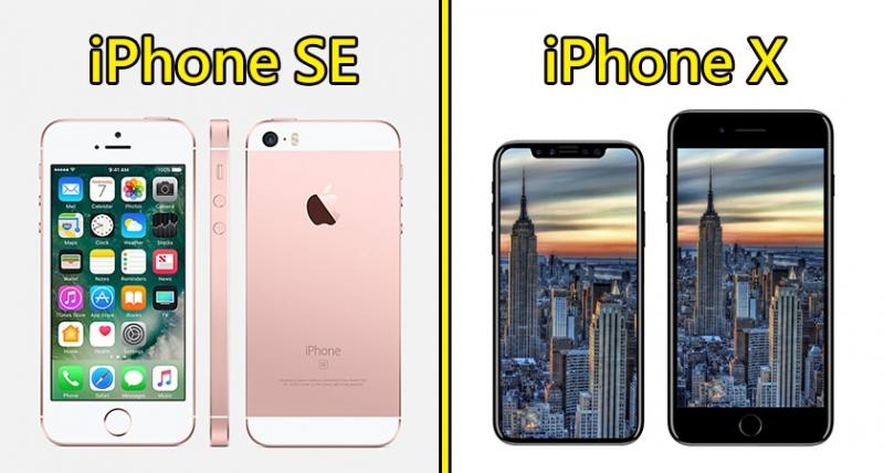 資深蘋果迷才看得懂,5個「SE根本屌打iPhone全系列」的超狂理由,光#3 就贏在起跑點了!