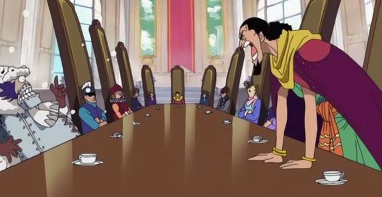 魯夫後台太硬了!《海賊王》世界會議有50個國家,其中九大王國隨時為魯夫開幹世界政府!