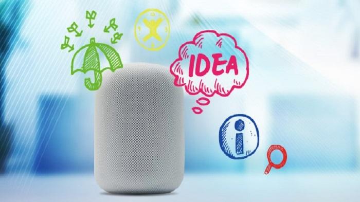 智慧音箱進駐你家