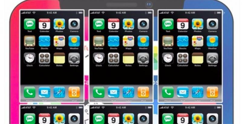 iPhoneX和iPhone1解析度差距「真的hen可怕」,網友看完「iPhone系列以前的根本超讚!」