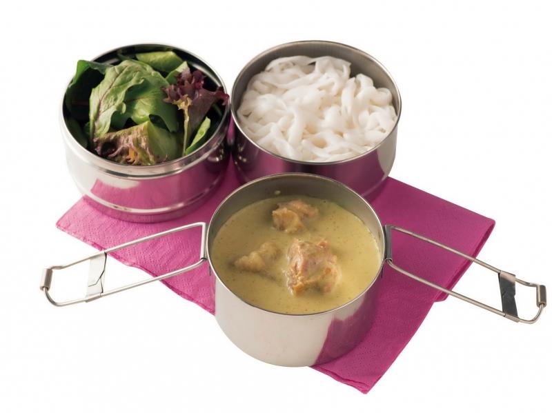 改進過的泰國菜餚更美…