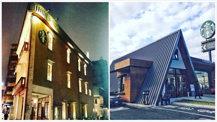 全台必朝聖的6間特色隱藏版「星巴克門市」!這一間讓你彷彿置身在歐洲~~他們是咖啡店,也是藝術!