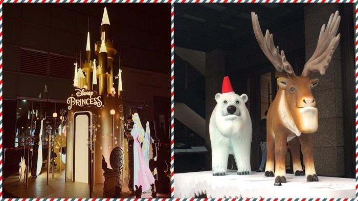 【聖誕特輯】戽斗星球、迪士尼大舉登陸!全台百貨公司聖誕裝置華麗特蒐