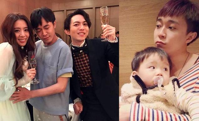 林宥嘉、丁文琪升格當爸媽!「青峰送子哥」超靈發功+1,這6位藝人都生寶寶啦~