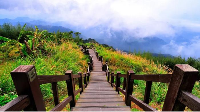 【踏青秘境】台灣6條秘境步道,隨便拍都像仙女下凡,還可以順道欣賞夕陽日落~