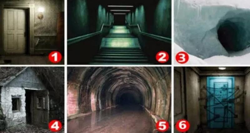 這6個入口你「最不想走進哪一個」?測你內心「最深層的渴望」是什麼