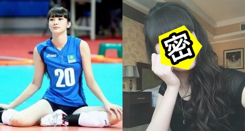 曾進軍日本的哈薩克「排球正妹薩賓娜」,自拍照驚傳「完全崩壞」成網紅臉‥‥粉絲「認不出來是誰」
