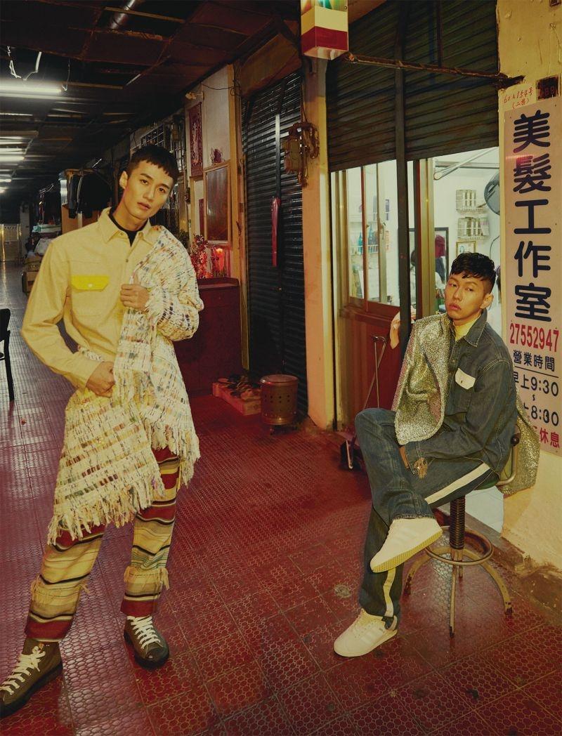 蛋堡X李英宏 用嘻哈…