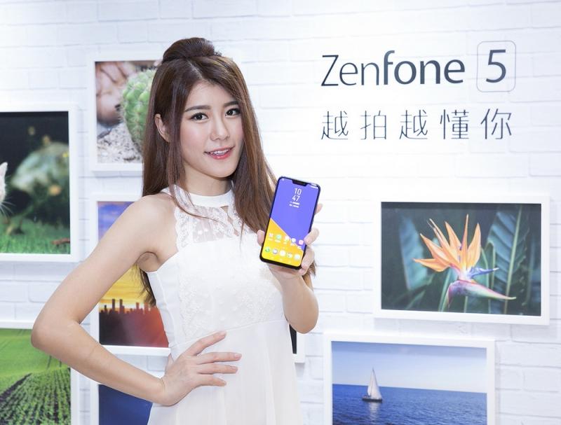 超高性價「AI攝手」!Asus Zenfone 5搶鮮「鑑」證
