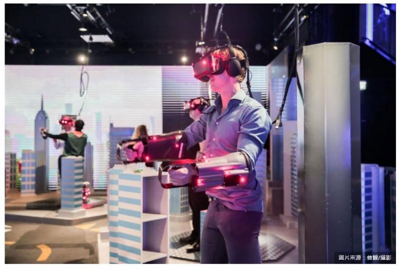 三大特點 5G讓虛擬真正成為現實