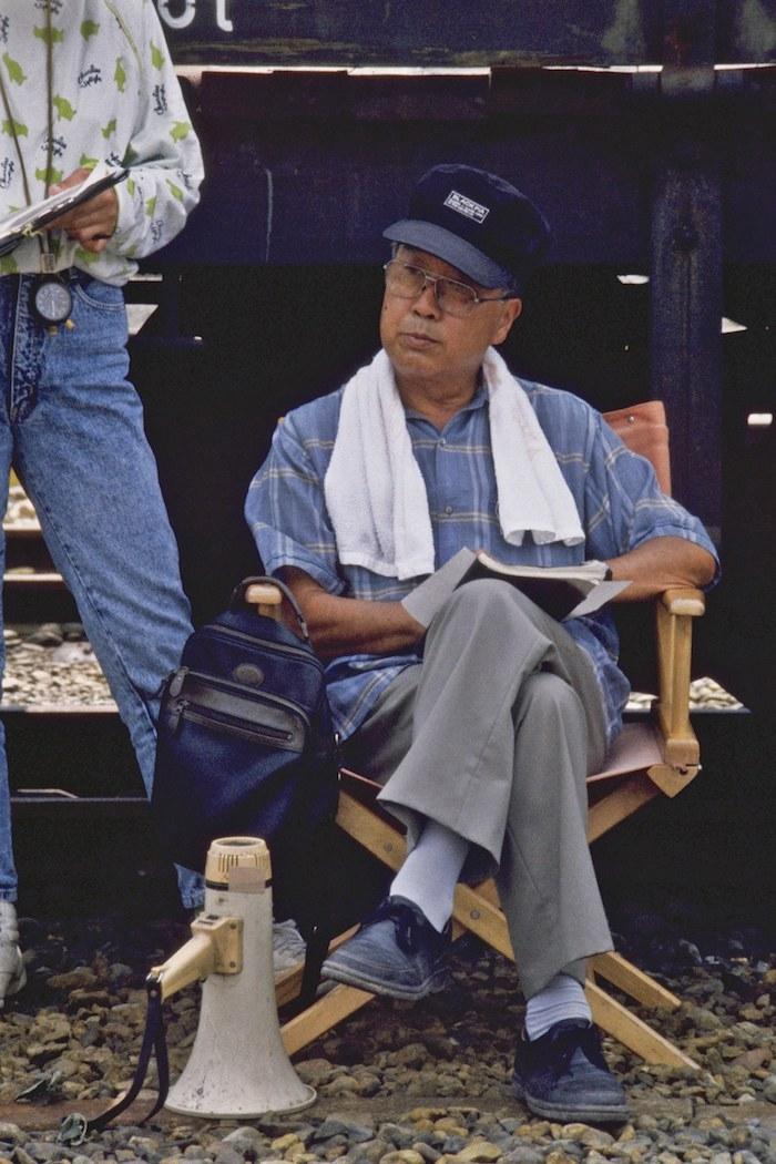 圖說:楢山節考4K修復版(双喜電影)今村昌平導演是金棕櫚亞洲紀錄保持人