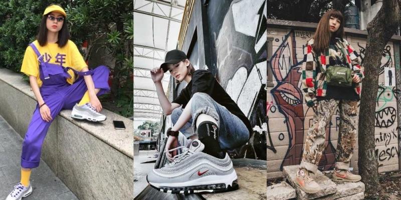 COOL OOTD │球鞋妹子們的穿搭一週間降臨!COOL 的女性粉絲絕對是大拇指的啦!