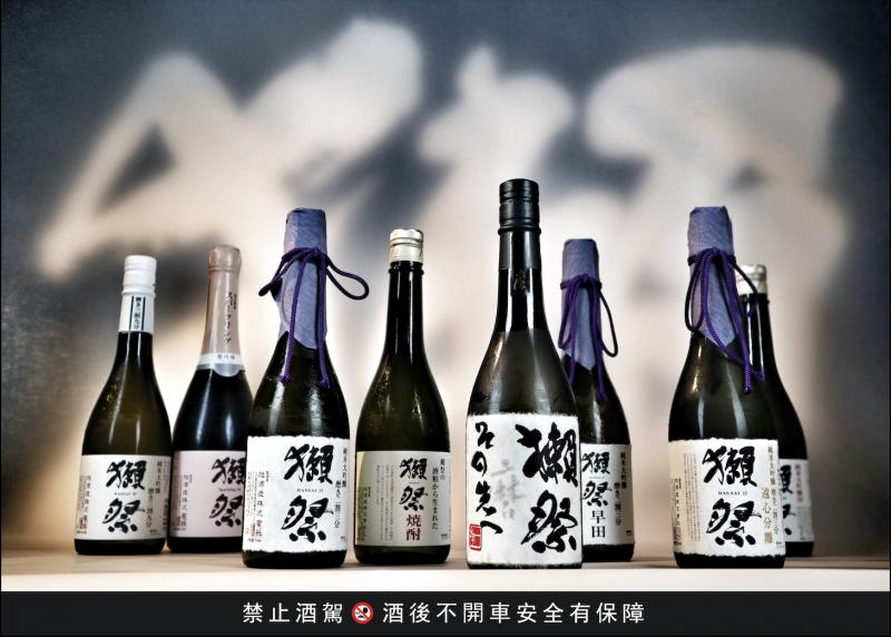 Sake年度盛事,集時尚與品味的獺祭Dassai Party 跳脫想像 日本稀有酒款將現身2019台北獺祭之會