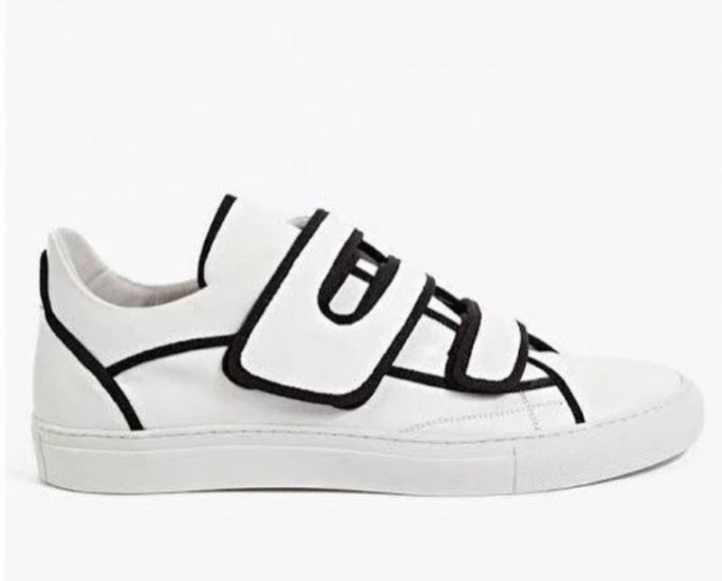 老爹鞋買不起沒關係 網友用「香蕉皮」 「墨西哥餅」自己做,惡搞時尚無極限