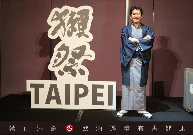 一年一度台北獺祭之會 第四代社長櫻井一宏親自來台 打造最時尚獺祭Dassai Party