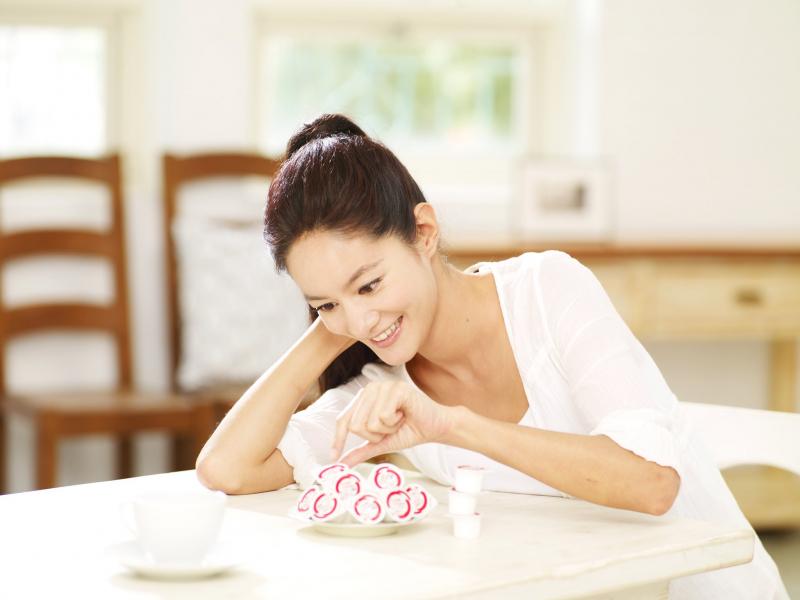 下午茶時光中不可或缺的好夥伴 - 開元戀奶精球