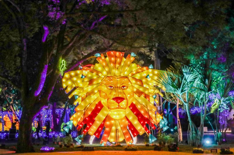 2020台灣燈會在台中點亮  萬全防疫民眾可安心欣賞