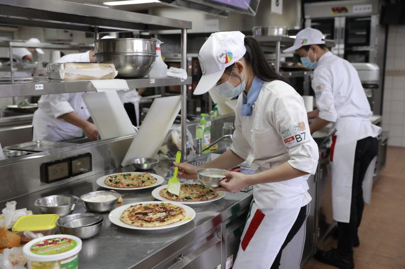 2020 ARTUSI 經國盃廚藝競賽 開元食品響應支持