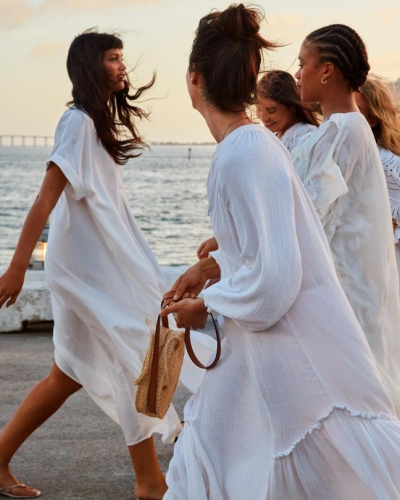2020夏季「白色」穿搭守則,昆凌 陳庭妮 柯佳嬿...靠「3款」單品穿出時髦高度!