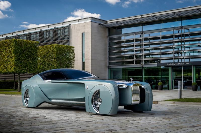 Rolls-Royce——環境共生的先行者