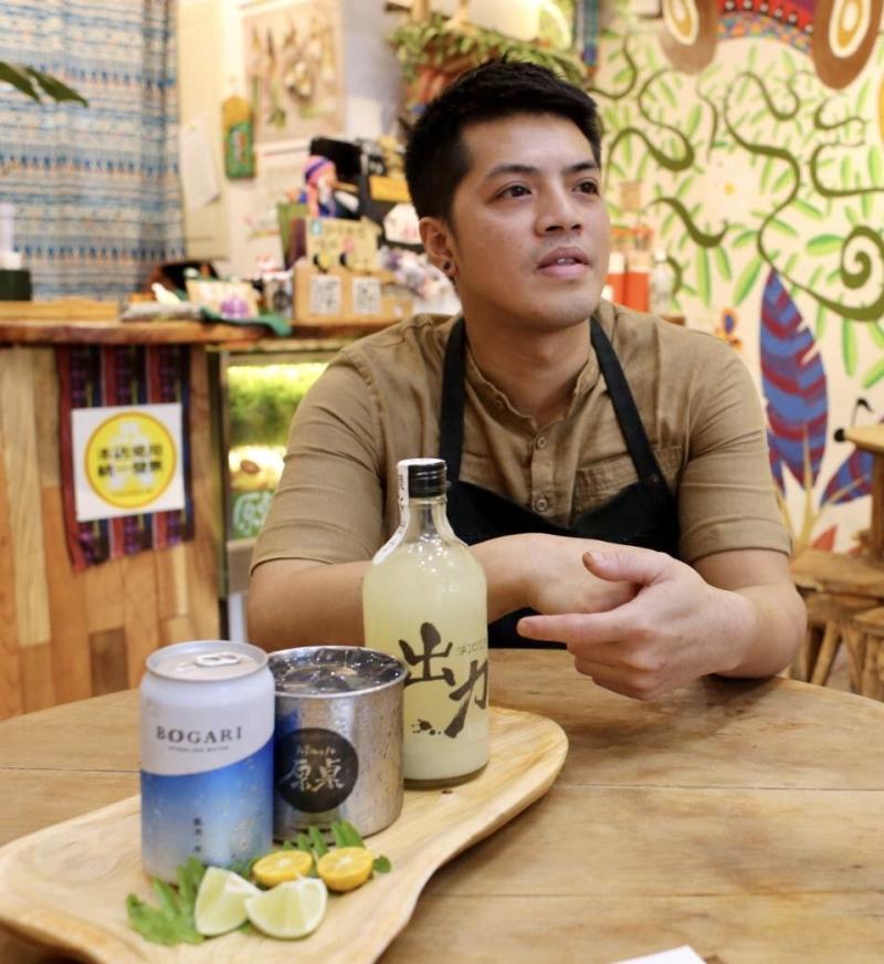 在台北品嚐到原住民家鄉味 『原桌KIMOLO餐廳』 必喝『出力SAICELEN氣泡調飲』