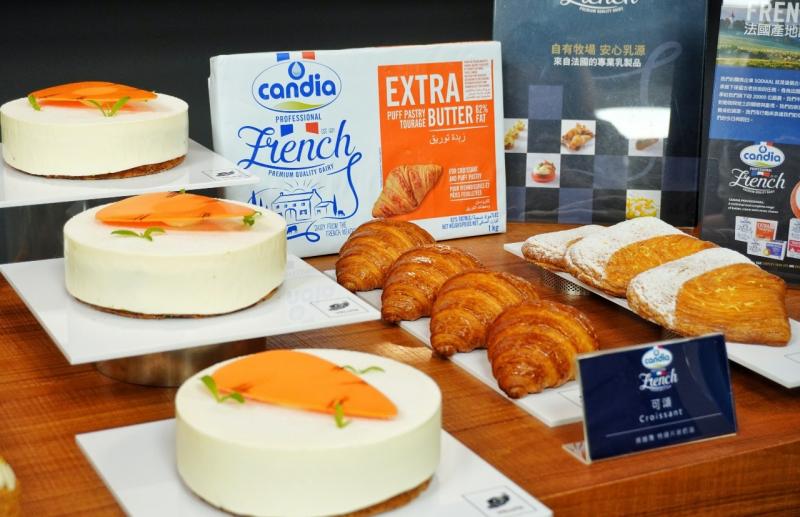 2020肯迪雅講習會 法式乳品 創新工藝