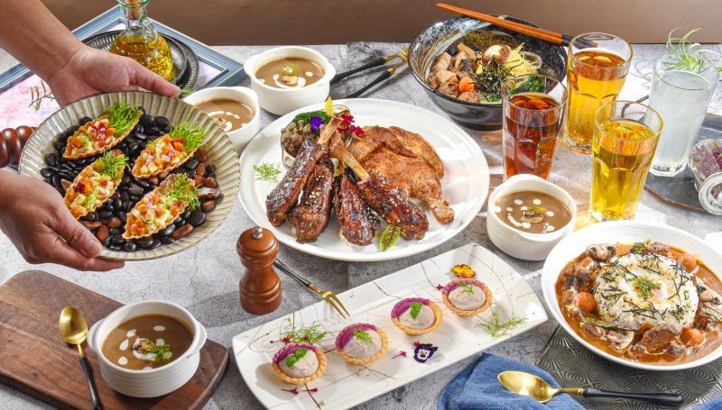 『年菜特輯』想好今年年菜怎麼吃了嗎?覓馬食堂-開元食品美味好夥伴
