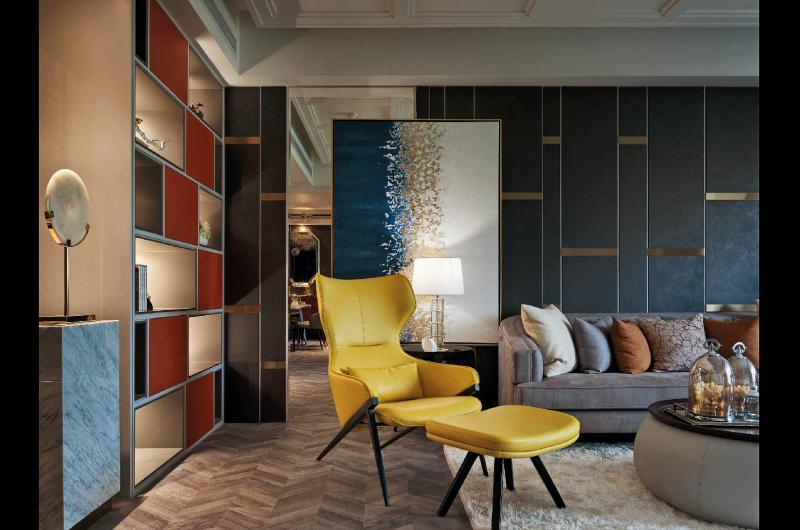 東風新古典 形塑美學與機能兼具的完善豪邸
