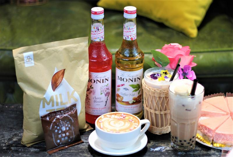 淡水必去網美店-天元宮附近的Binma Cafe 賞櫻季節必去咖啡廳!