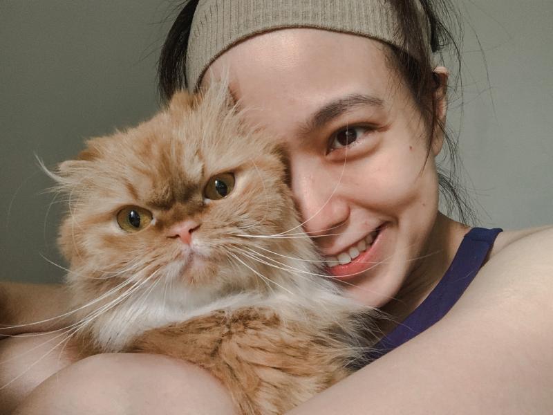 独/一口一口餵饭!「猫奴」辛乐儿分享养猫甘苦谈:幼猫真的好难照顾…