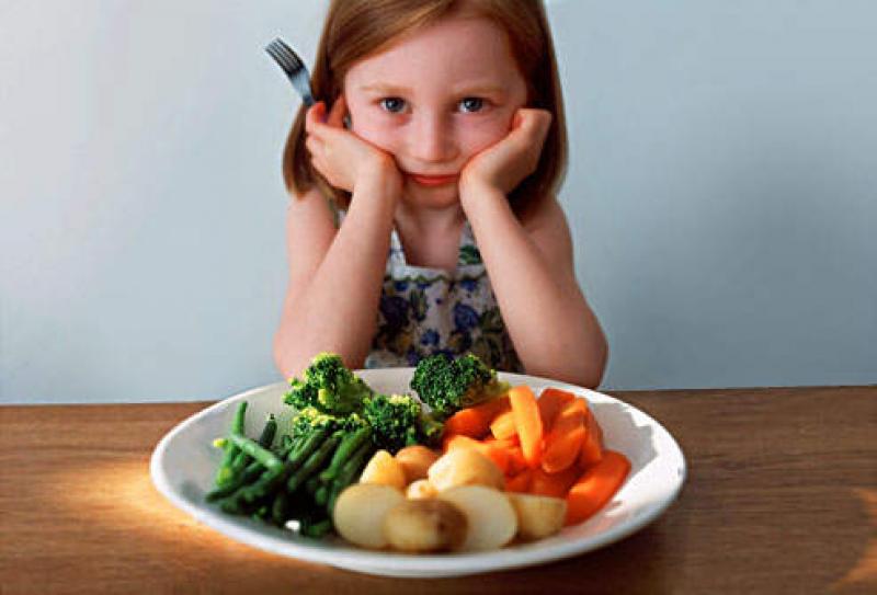 孩子为什幺会挑食? 认识孩子挑食的可能原因