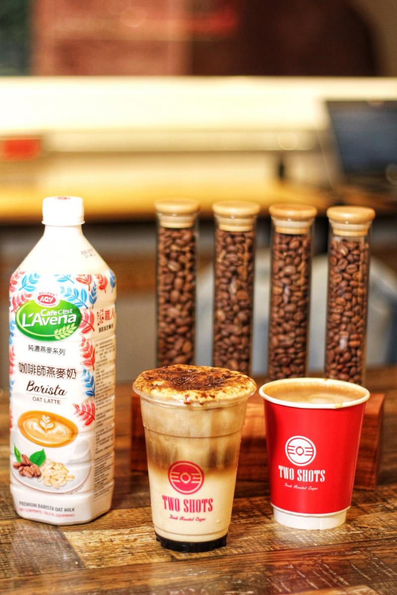 開元食品美味好夥伴 - TWO SHOTS咖啡館(中山店)